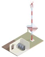 Baz istasyonları-Radyasyon