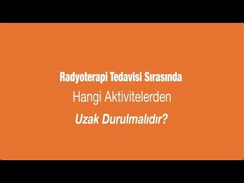 Radyoterapi Tedavisi Sırasında Hangi Aktivitelerden Uzak Durulmalıdır? - Prof. Dr. Bilge Gürsel