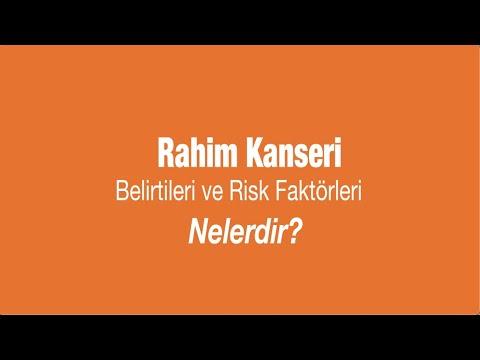 Rahim Kanseri Belirtileri ve Risk Faktörleri Nelerdir? - Prof. Dr. Zeynep Özsaran