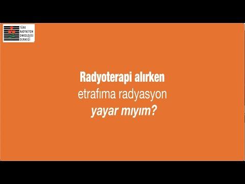 Radyoterapi alırken etrafıma radyasyon yayar mıyım? - Prof. Dr. Gamze Aksu