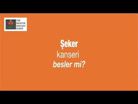Şeker Kanseri Besler Mi? - Doç. Dr. Nergiz Dağoğlu Sakin